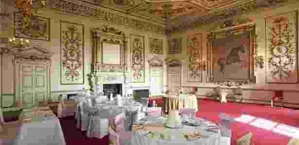 Com 350 quartos, maior casa do Reino Unido é colocada à venda - Savills/Wentworth Woodhouse - Savills/Wentworth Woodhouse