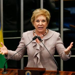 A senadora Marta Suplicy (PMDB-SP)