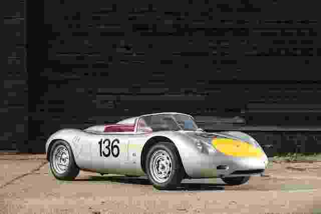 Porsche RS-61, de Stirling Moss, será leiloado na Inglaterra - Divulgação