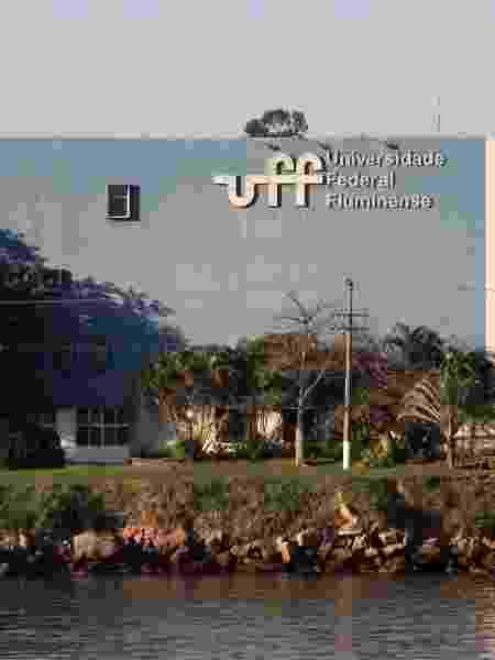 A UFF (Universidade Federal Fluminense) - Jose Lucena/Futura Press/Estadão Conteúdo