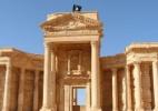 Significado das ruínas deixadas pelo Estado Islâmico é palpável e insistente - AFP