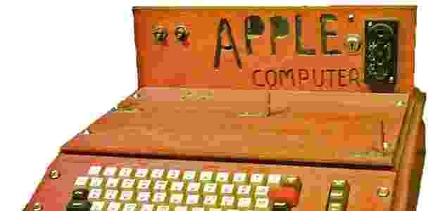 Foto mostra exemplar do histórico Apple I - Divulgação/Apple 2 History