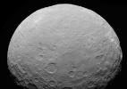 Vida no espaço? Cientistas encontram compostos orgânicos em Ceres (Foto: NASA/AFP)