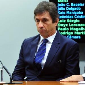 O empreiteiro Sérgio Cunha Mendes, ex-vice-presidente da Construtora Mendes Júnior