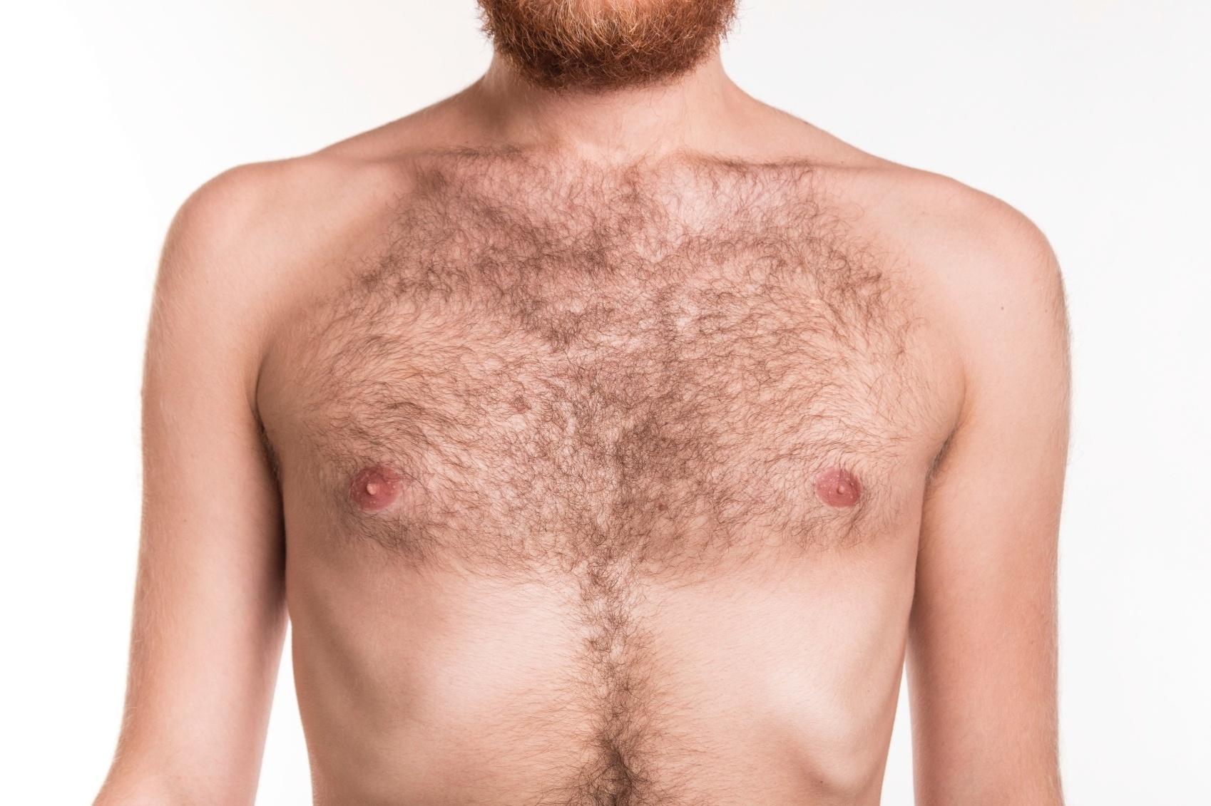 Clique Ciência: por que temos mais pelos em certas partes do corpo?