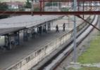 Sindicatos de ferroviários desistem de greve de trens em SP  (Foto: Danilo Verpa/Folhapress)