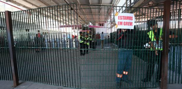 Entenda como está a negociação salarial entre ferroviários e CPTM - Marcos Bezerra/Futura Press/Estadão Conteúdo