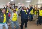 Ferroviários suspendem greve, mas falam em nova paralisação semana que vem  (Foto: Niyi Fote/Futura Press/Estadão Conteúdo)