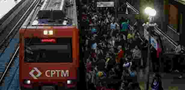 A Siemens , além de pagar multa, vai admitir a prática de ilícitos em relação às ações referentes à formação de cartel para atuar em licitações dos trens de São Paulo - Gabriela Biló/Estadão Conteúdo
