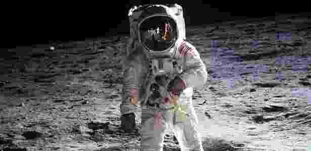 Doze astronautas americanos já caminharam na Lua - Nasa