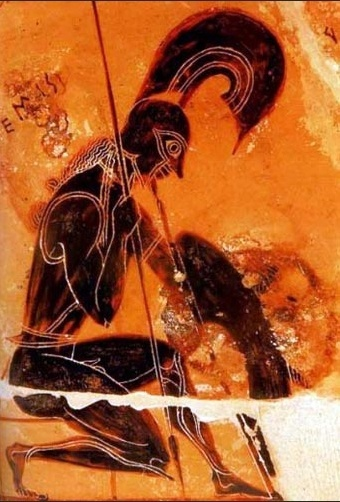 Ares, o deus grego da guerra