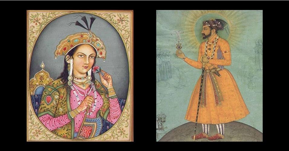 Shah Jahan e Mumtaz Mahal