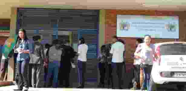2ª Vara da Infância e da Juventude, em Teresina, onde acontece a audiência - Portal 180 Graus