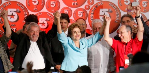Dilma deve visitar Lula em São Bernardo do Campo (SP) hoje - Pedro Ladeira/Folhapress