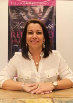 Janaina Bragança é um fenômeno da literatura erótica no Brasil