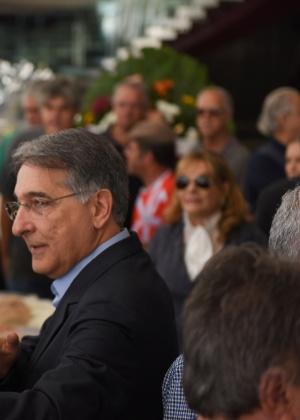 O governador de Minas, Fernando Pimentel