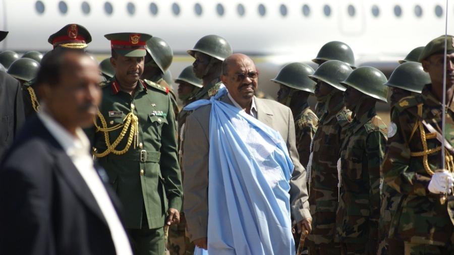 Sudão diz que frustrou golpe e culpa seguidores de ex-presidente Omar al-Bashir - Wikimedia Communs