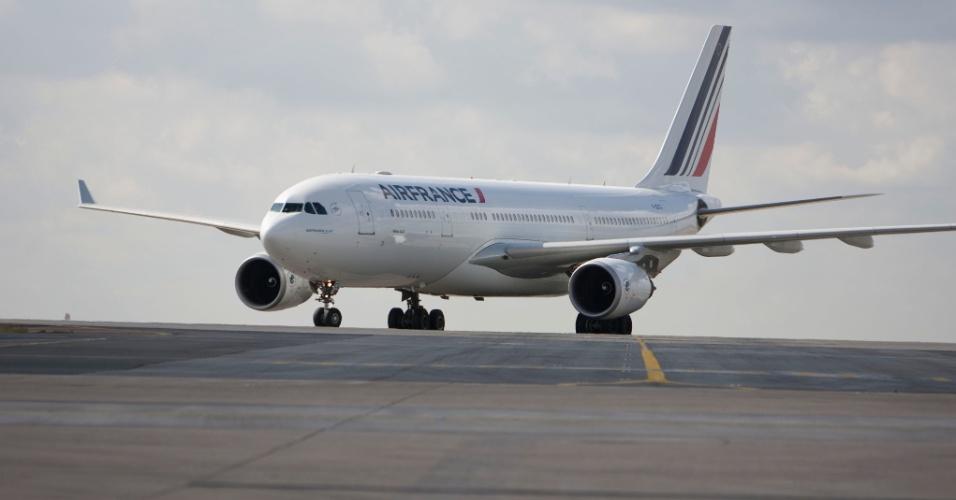 15º LUGAR - AIR FRANCE - A companhia francesa saltou da 25ª posição em 2014 para o 15º lugar em 2015