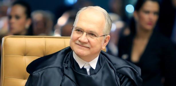 Fachin pediu que a Procuradoria se manifeste sobre a jurisdição