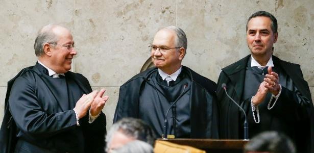 A última indicação feita pela presidenta Dilma Rousseff para o STF foi a do advogado Luiz Fachin – que ocorreu quase 9 meses após a aposentadoria do ministro Joaquim Barbosa - Pedro Ladeira/Folhapress