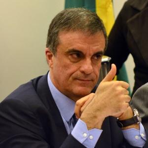O ministro da Justiça, José Eduardo Cardozo