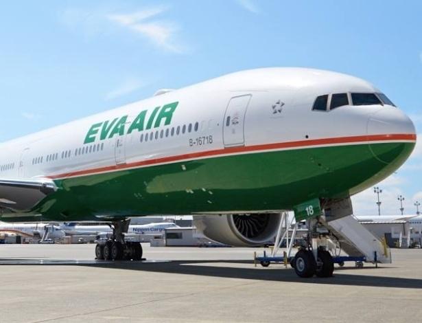 9º LUGAR: EVA AIR - A companhia ficou com o nono lugar entre as melhores aéreas do mundo em 2015. No ano passado, a empresa tinha ficado com a 12ª posição