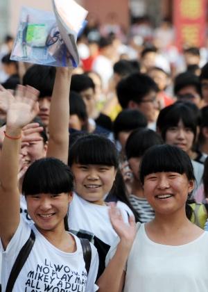 Turistas chineses são o alvo dos argentinos - AFP