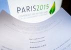 Câmara aprova Acordo de Paris sobre mudança climática; texto vai ao Senado  (Foto: Benoit Doppagne/ AFP)