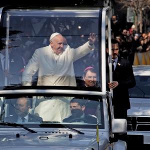 Papa Francisco é um dos indicados ao Nobel da Paz