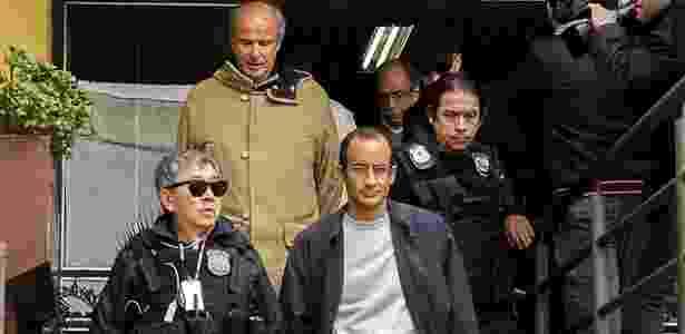 Melo Filho seria homem de confiança de Marcelo Odebrecht, preso na Lava Jato - Paulo Lisboa/Folhapress