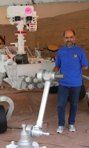 Ramon de Paula está na Nasa desde a década de 80 e atualmente trabalha no quartel-general da agência