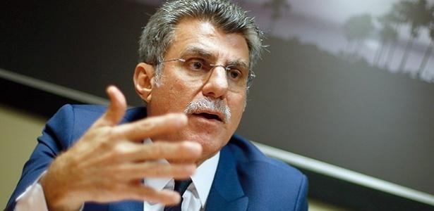 O senador Romero Jucá (PMDB-RR) aparece em cinco pedidos de inquérito da PGR