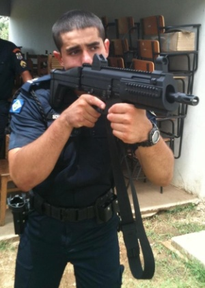 Carlos Scheifer morreu com tiro que partiu de arma de um policial, segundo perícia - Reprodução/Facebook