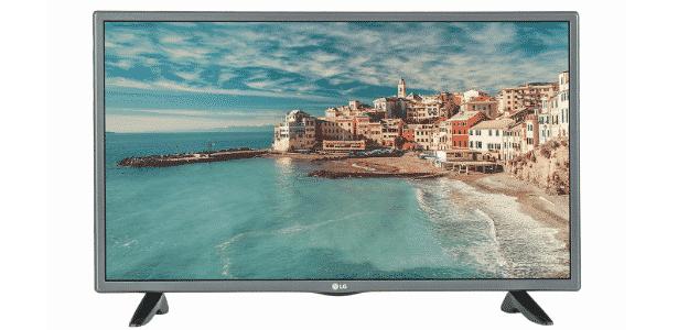 TV de LED - Reprodução