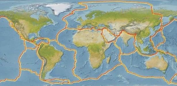 Pesquisadores defendem que há 600 milhões de anos havia o supercontinente Panótia