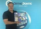 Empresário vendia escova de dente em escolas; hoje é dono da OrthoDontic - Divulgação