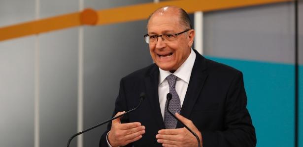 Alckmin apresentou a maior arrecadação ao TSE entre os candidatos à Presidência