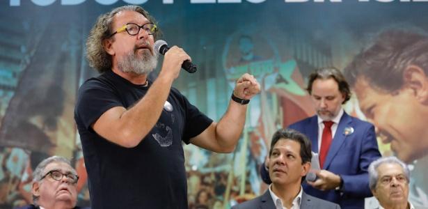 Antônio Cláudio Mariz, Antônio Carlos de Almeida Castro e Fernando Haddad