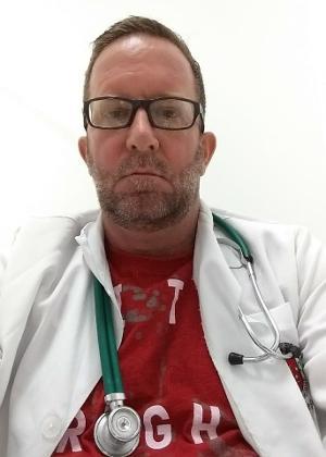 O médico cubano Nilvado Montero Rodríguez foi um dos signatários do documento