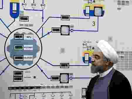 Arquivo/Presidência do Irã/AFP