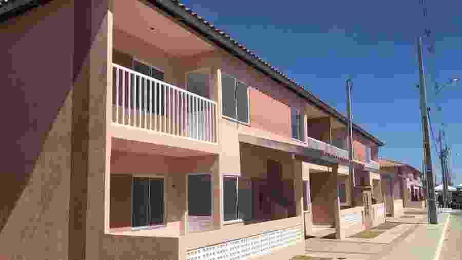 24.mai.2019 - Residencial do Minha Casa Minha Vida em Petrolina (PE) - Luciana Amaral/UOL