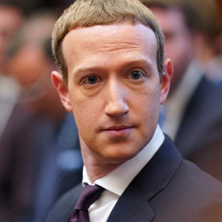Fortuna de Mark Zuckerberg, CEO do Facebook, aumentou em cerca US$ 30,1 bilhões desde o início da pandemia de covid-19 - Liu Jie/Xinhua