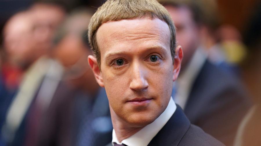 Mark Zuckerberg é cofundador e chefe do Facebook - Liu Jie/Xinhua
