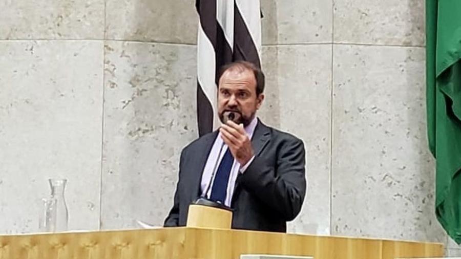 Daniel Annenberg (foto) foi alvo de ofensa de Adilson Amadeu, que pediu desculpas em nota e no plenário - Divulgação