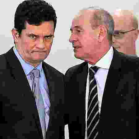 Moro e Azevedo vão se encontrar com o governador Camilo Santana - Agência Brasil
