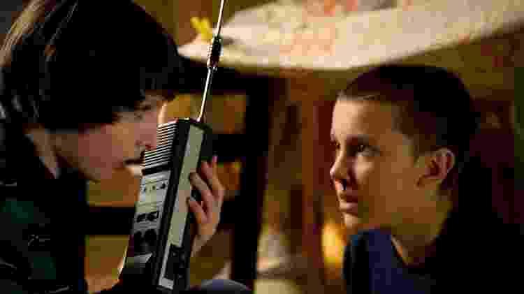 Stranger Things walkie talkie - Divulgação - Divulgação