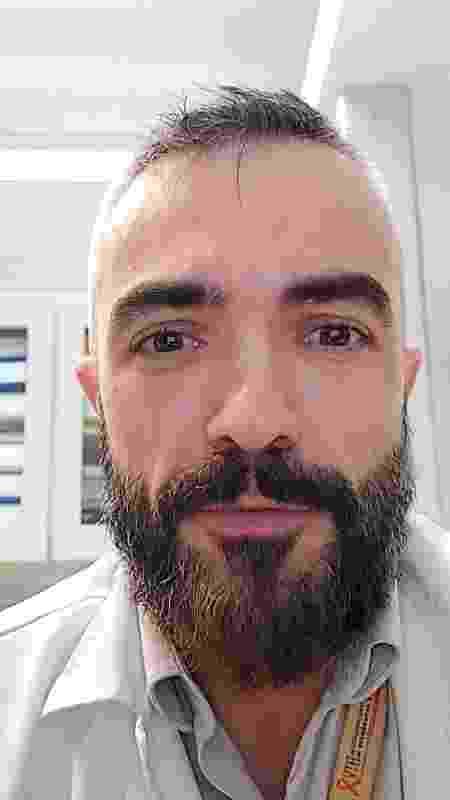 Luiz infectologista - Arquivo pessoal - Arquivo pessoal
