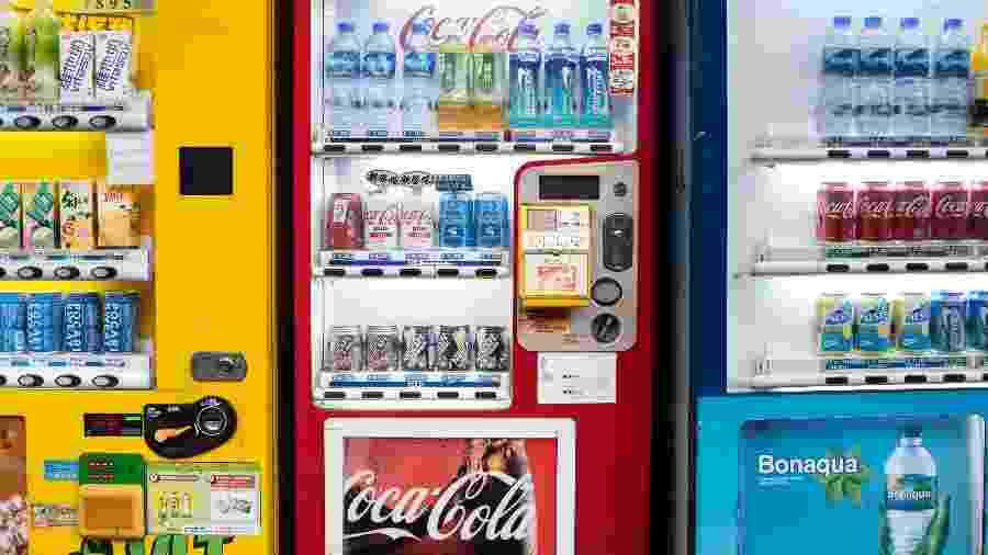 Coca-Cola vai adaptar 30 mil de suas máquinas com películas antivírus - SOPA Images/LightRocket via Getty Images