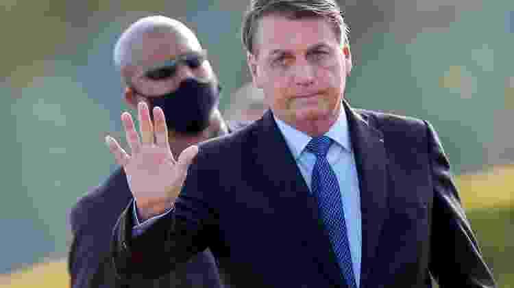 Jair Bolsonaro - Reuters - Reuters