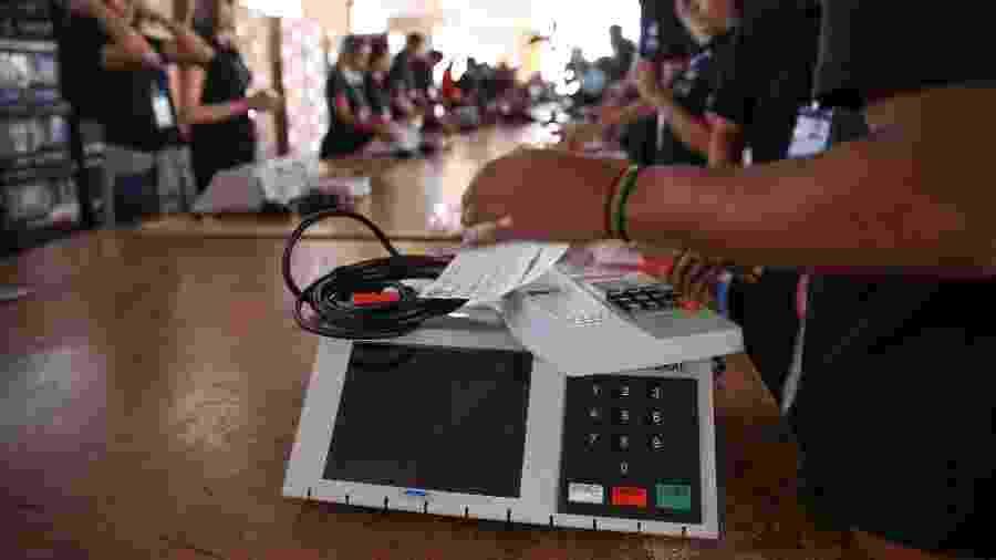 Eleições 2020: primeiro turno ocorre em 15 de novembro e segundo turno marcado para 29 de novembro - Pedro Ladeira/Folhapress